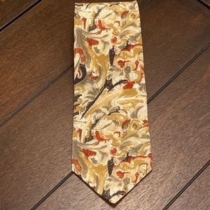 Vintage 1990s Silk Neck Tie